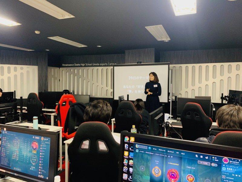 NLPメンタルコミュニケーション授業風景2